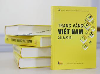 sách trang vàng việt nam 2018-2019